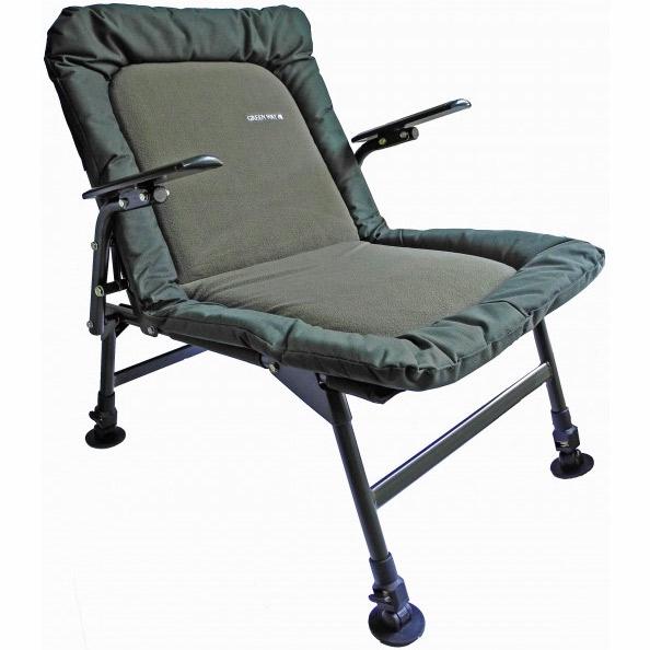 Кресло GreenWay раскладное 001-THF-HYC-AL (сумка а комплекте)