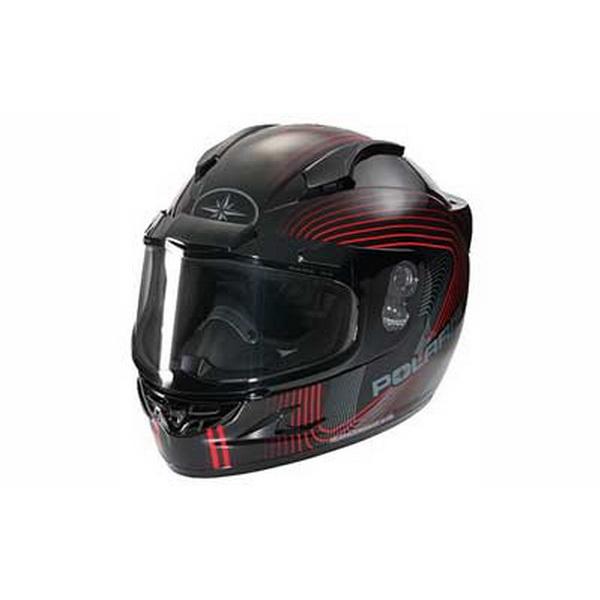 Шлем Polaris Helmet (XL) Cyclone ADV Black 286205609Шлемы и маски<br>Модель этого класса не оставит равнодушным ни одного мотоциклиста. Сочетание стильного дизайна и отличных технологических решений порадует покупателей.<br>