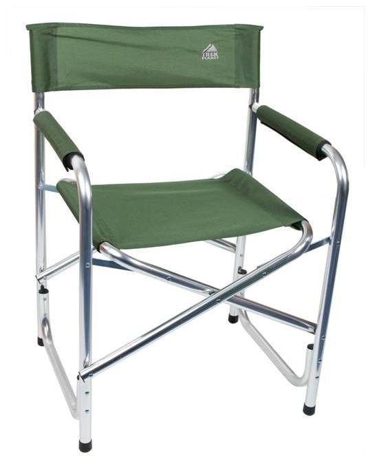Кресло складное TREK PLANET Director Green LIFC029