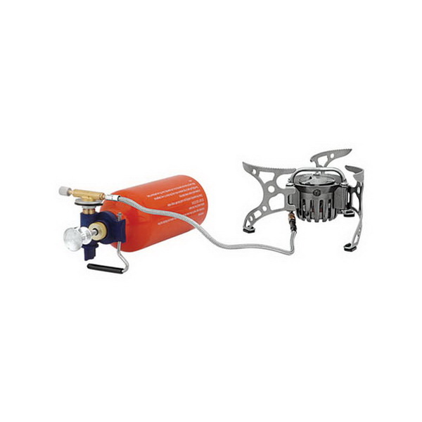 Горелка Canadian Camper мультитопливная Booster (газ, бензин) 31400010Горелки<br>Вашему вниманию представлена мультитопливная портативная горелка, которая может функционировать как от баллона с газом, так и от бензина.<br>