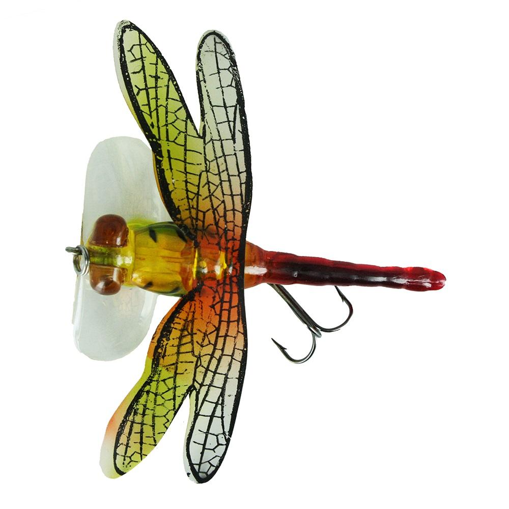 Воблер Trout Pro Dragon Fly Popper 70, цвет DF05    (38459)Воблеры<br>Забросьте DRAGON FLY Popper поближе к зарослям, подергайте приманку и не прозевайте момент, когда она исчезнет. Стрекозы активны в самые жаркие дни лета и наилучшие результаты ловли будут около водных геоцинтов или зарослей лилий.<br>