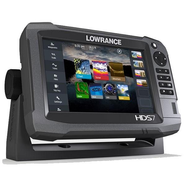Эхолот LOWRANCE HDS-7 CEN3 ROW NOXDЭхолоты<br>Эхолот LOWRANCE HDS-7 CEN3 для более точных исследований дна водоемов.<br> Поэтому с современными приборами, такими как навигатор - эхолот, отлов рыбы облегчен до невозможности.<br><br> Семидюймовый экран имеет сенсорный цветной дисплей с высоким разрешени...<br>