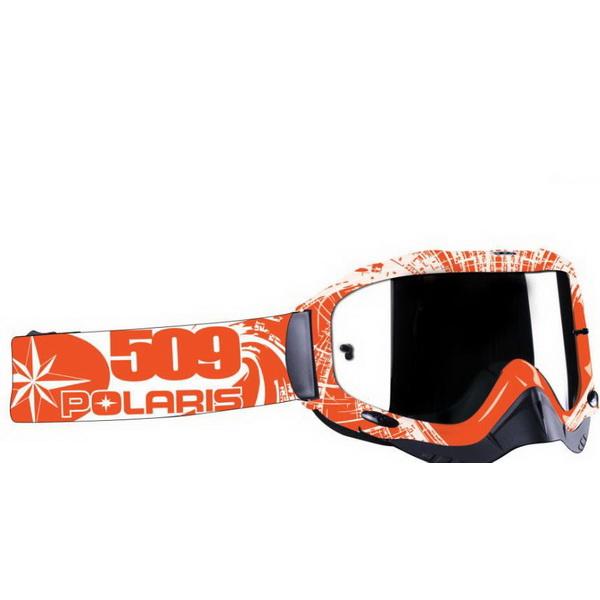 Очки Polaris Blockade Strap  OrangeОчки<br>Спортивные очки для защиты от солнца. Изготовлены из легкого и очень стойкого материала - поликарбоната.<br>