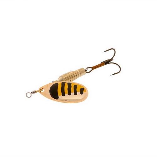 Блесна Norstream Silta Spinner №2 gold Black/yellow (GYM) 3911034 (39554)Блесны<br>высококачественная вращающаяся блесна на щуку, судака, голавля и в первую очередь, окуня.<br>