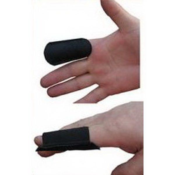 Напалечник IdeaFisher Уловистый Палец 1Инструменты<br>Уникальное приспособление для защиты указательного пальца от ранений при забросах тяжелых приманок на дальние расстояния. Выполнен из натурального материала с высокой устойчивостью к преждевременному износу.<br>