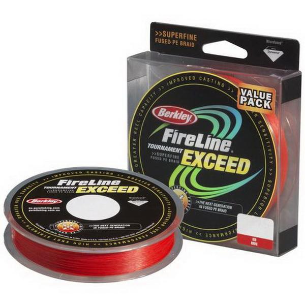 Леска плетеная Berkley FireLine Red 0,12мм, 6,8кг, 110м (81562)Плетеные шнуры<br>Леска плетеная Berkley FireLine Red обладает чрезвычайно гладкой поверхностью и высокой прочностью. Преимуществом данной лески является большая дальность заброса и очень низкая эластичность, хорошая устойчивость к износу и высокая чувствительность.<br>