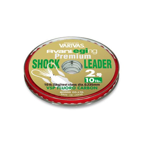 Леска Varivas Eging Premium Shock Leader VSP FLUORO #1.7 (95309)Поводковый материал<br>Прочная флюорокарбоновая леска от известного бренда Varivas. Одинаково хороша как основная на безынерционных или мультипликаторных катушках, так и в качестве поводка.<br>