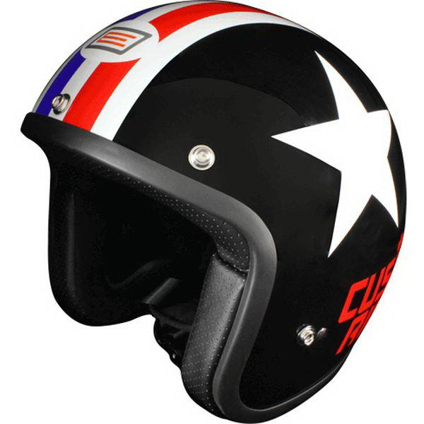 Шлем Origine (открытый) Primo Stunt глянцевый XL