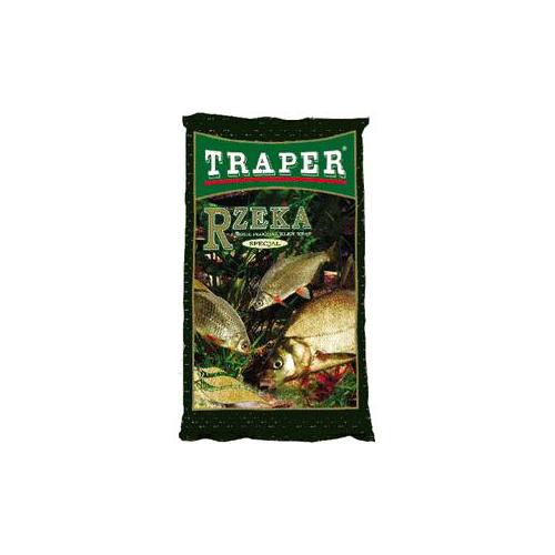 Прикормка Traper River (Река) 1 кг 00059Прикормки<br>Серия Special обладает усиленным селективным эффектом, т.е. позволяет с успехом ловить именно ту рыбу, которую хочется.<br>