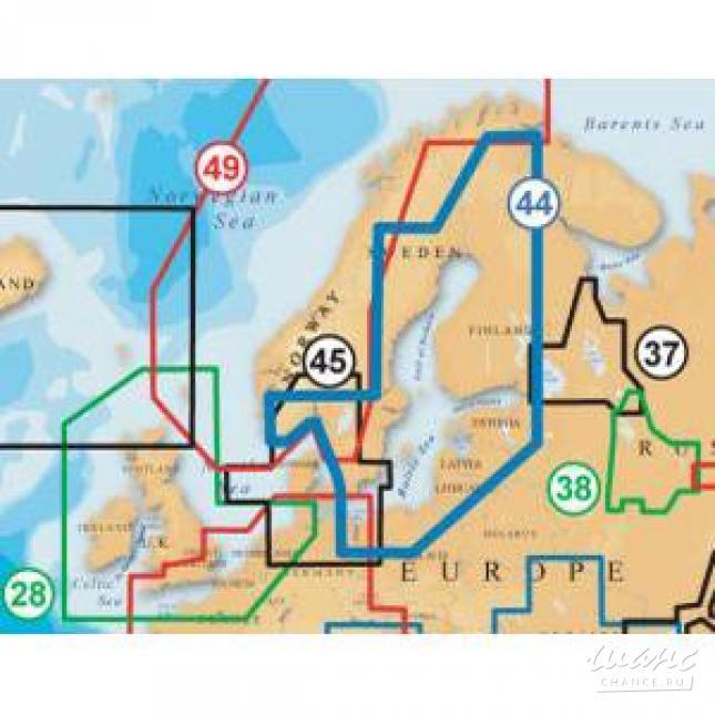 Карта NAVIONICS Gold 44XG /SD (Балтика)Аксессуары и аккумуляторы<br>Карта NAVIONICS Gold 44XG /SD  применяется она в Балтийском регионе, охватывая Берлинское озеро, Ботнический залив, озеро Пейпси, Балтийское море и Финский залив.<br> Она станет практически незаменимой в определении фарватеров и опасностей, с подробностя...<br>
