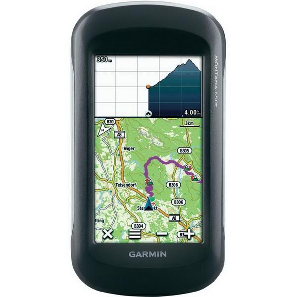 Навигатор Garmin Montana 650t RussiaGPS навигаторы<br>Этот мультирежимный Garmin Montana 650t оснащен сенсорным экраном, в 4 дюйма диагональю с фотокамерой 5 мегапиксель. Предусмотрена поддержка спутниковых снимков BirdsEye™ (по подписке) и карт пользовательских Custom Maps, есть барометрический альтиметр, 3...<br>