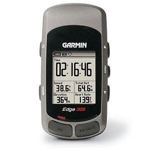 Вело GPS навигатор Garmin EDGE 305 CADТуристические GPS навигаторы<br>Навигатор для велосипедистов GARMIN EDGE! EDGE 305 представляет из себя навигатор базового уровня на GPS чипсете Sirfstar III с возможностью хранения до 13000 точек путевого журнала Прибор питается от Li-lon аккумулятора (800мАч), заряда которого хватит н...<br>