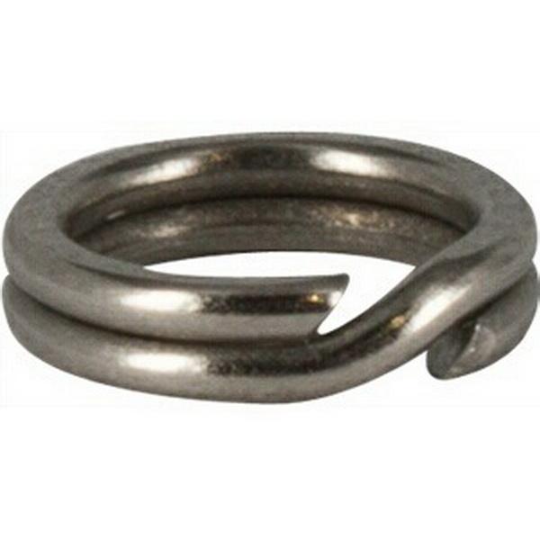 Заводное кольцо Bassday Split Ring #5HD (5593)Вертлюжки и застежки<br>Заводное кольцо используется как соединительный элемент рыболовных приманок и оснасток. Изготовлено из упругой стальной проволоки.<br>