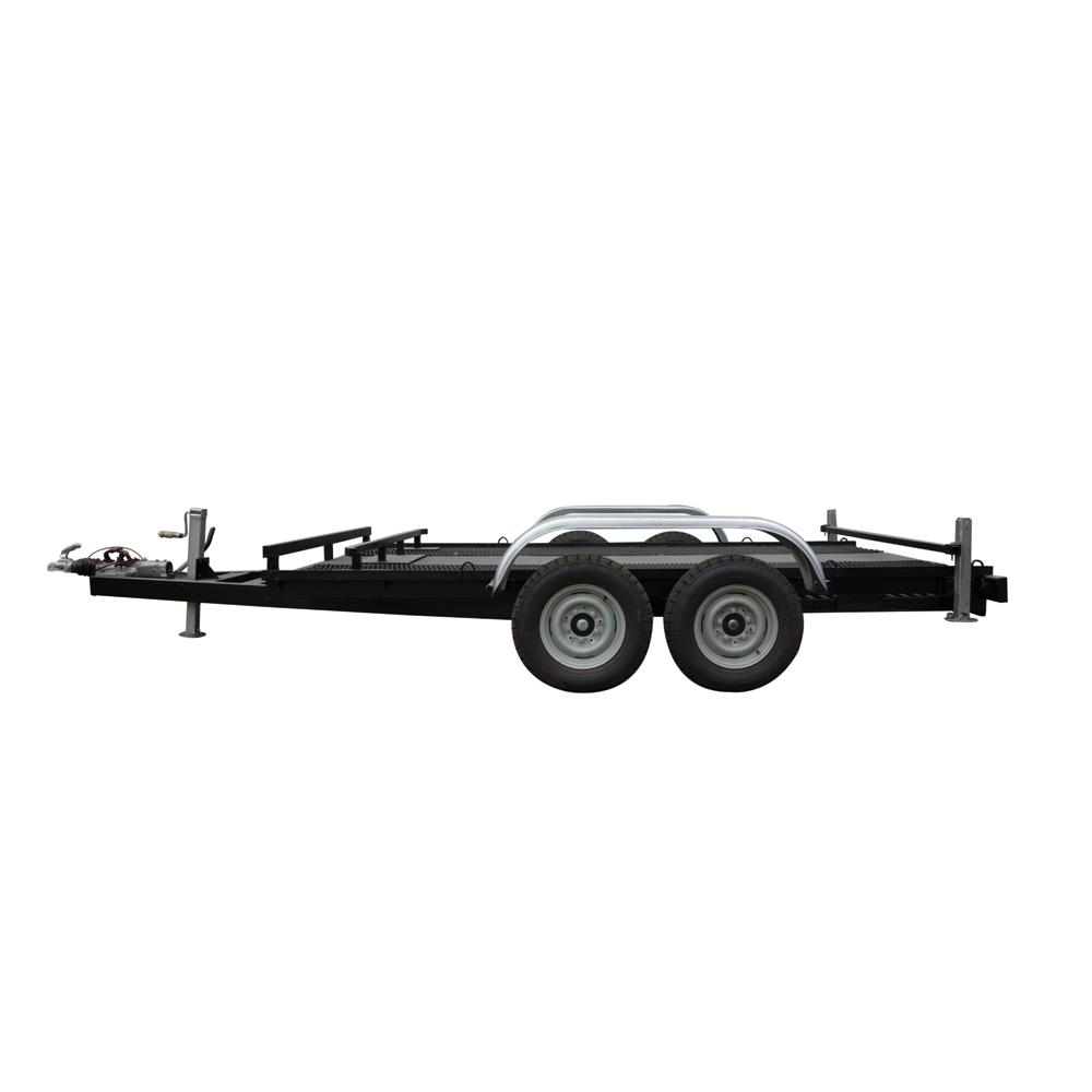 Платформа Laker Heavy Duty 500 BOBCAT черныйПеревозка квадроциклов и снегоходов<br>Прицеп предназначен для перевозки автомобилей, компактной техники: мини-погрузчиков, мини-экскаваторов, телескопических погрузчиков и др.<br>