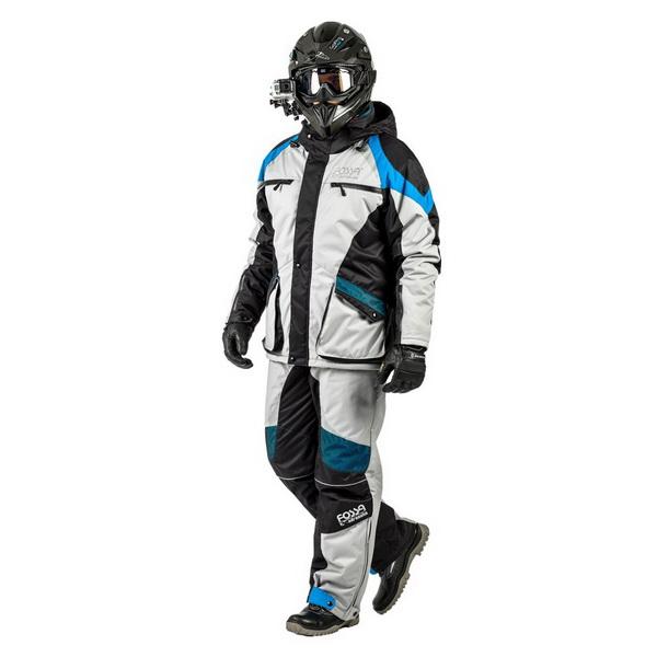 Костюм Fossa Sub-Zero 48-50/170-176 ( L ) Fкос0006Одежда<br>Зимний костюм, облегченного типа. Внешний слой – нейлоновое  покрытие, которое оказывает хорошую сопротивляемость воде и загрязнениям<br>