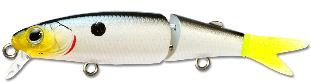 Воблер Kosadaka Cord-R XS 90F плав., 90мм, 7.75г., 0-0.3м, цв.PSSH CordRS90F-PSSH CordRS90F-PSSH (117254)