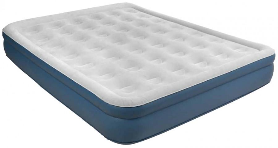 Кровать JILONG RELAX HIGH RAISED AIR BED QUEEN со встроенным эл. насосом