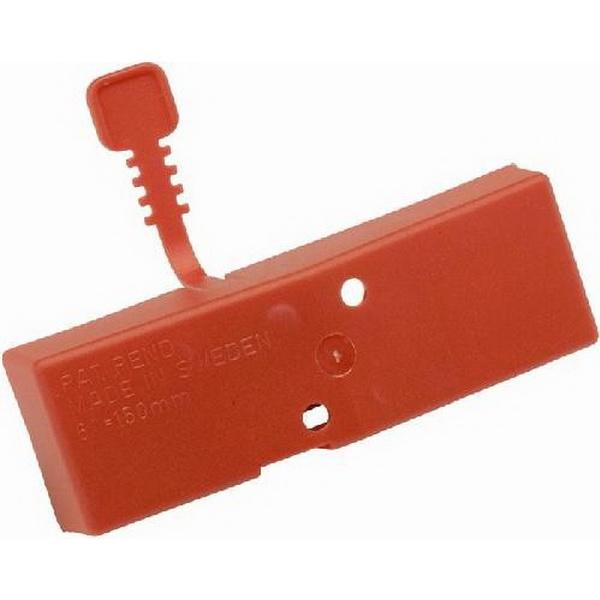 Чехол Mora для ножей ледобура Ice диам.175мм и диам.200мм (красный) 2-3144 (55546)Ледобуры и мотоледобуры<br>Чехол для ножей ледобура, который отлично защищает рыболовные принадлежности и обивку автомобиля от повреждений во время транспортировки ножей<br>