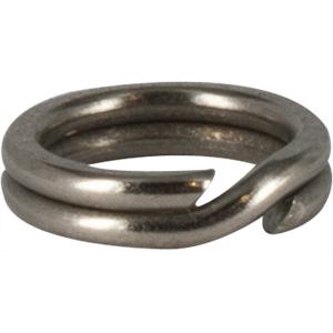 Заводные кольца Bassday Split RingВертлюжки и застежки<br>Заводное кольцо используется как соединительный элемент рыболовных приманок и оснасток.<br>