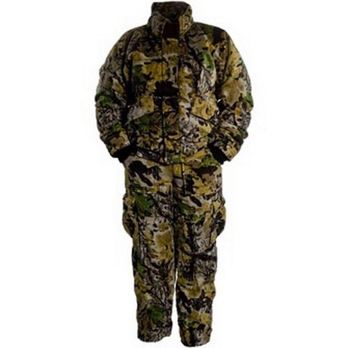 Костюм ATEMI 808-00402 из флиса и мембрана 5000/10000, камуфл-осень, разм L (51441)Костюмы/комбинезоны<br>Утеплённый рыболовный костюм надёжно защищает в прохладное время года.<br>