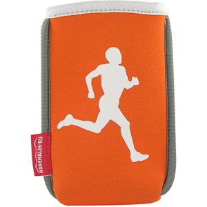 Чехол Adrenalin TrackBag S1 14 (оранжевый)Чехлы<br>Чехол для цифровой техники Adrenalin Track Bag позволяет вмещать: портативные GPS навигаторы, радиостанции, ipod, мобильные телефоны, фотоаппараты и различные портативные медиаустройства.<br>