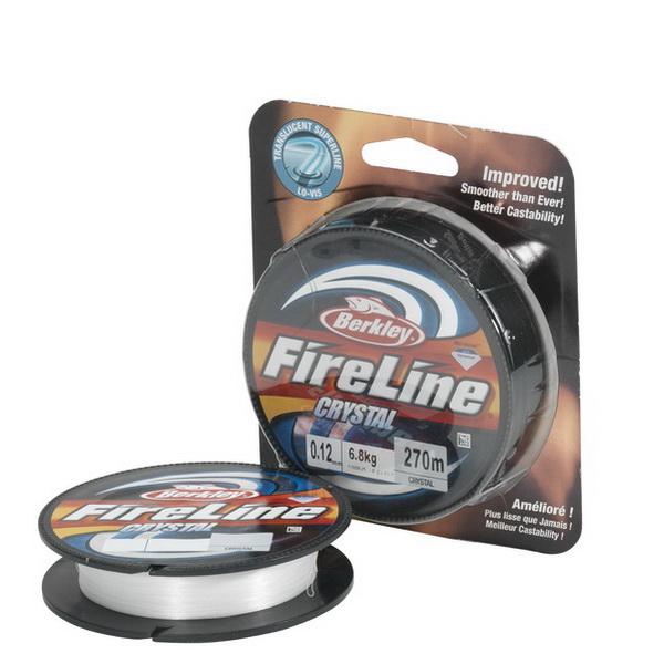 Леска плетеная Berkley FireLine Smoke 0,10мм, 5.9кг, 270м 1308615 (73512)Плетеные шнуры<br>Прекрасная леска для тех, кто хочет легкой и простой рыбалки на спиннинг.<br>