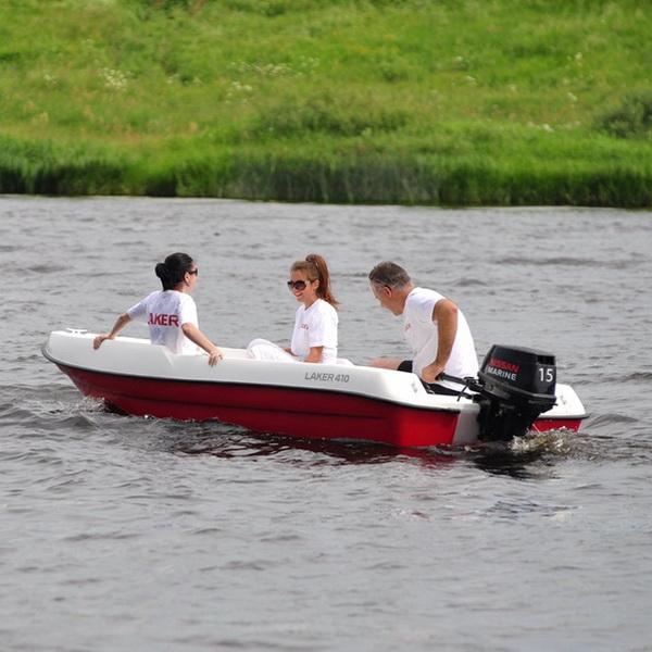 Лодка Laker T410_2 сортРаспродажа<br><br>