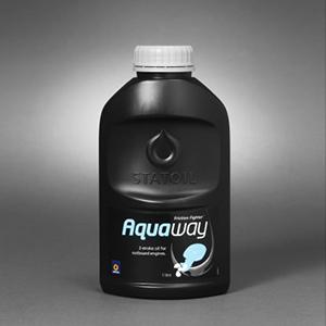 Масло Statoil Aquaway, для 2-тактных моторов 1LМасла и ГСМ<br>Масло Statoil Aquaway, 1L<br>