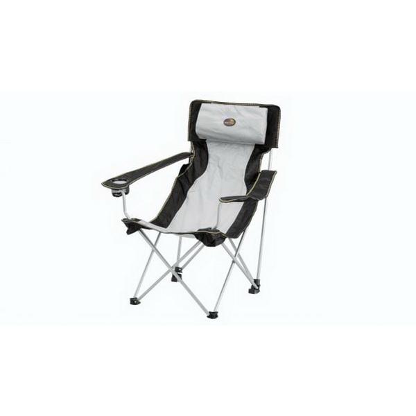 Кресло Easy Camp раскладное Arm ChairСтулья, кресла складные<br>Раскладное туристическое кресло из высококачественного полиэстера. Основа выполнена в виде прочной стальной конструкции.<br>