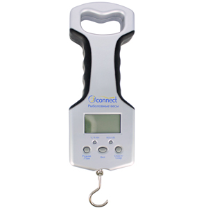 Электронные весы с термометром JJ-Connect Fisherman Champion 25 Deluxe