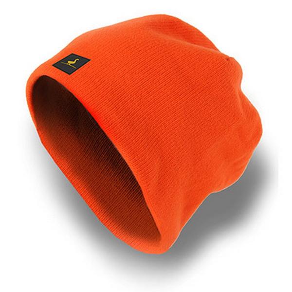 Шапка KeepTex вязаная (Beanie Hat) ОранжевыйШапки/шарфы<br>Теплая вязанная шапка из современных материалов.<br>