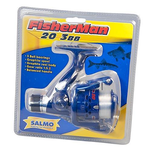 Катушка безынерционная Salmo Fisherman 20RD S2720RD