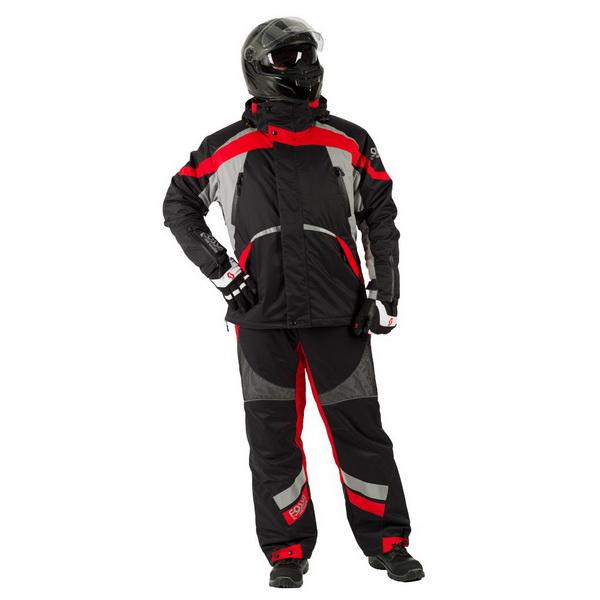 Костюм Fossa Atom 48-50/170-176 ( L ) Fкос0005Одежда<br>Зимний костюм, облегченного типа. Внешний слой – нейлоновое покрытие, которое оказывает хорошую сопротивляемость воде и загрязнениям.<br>