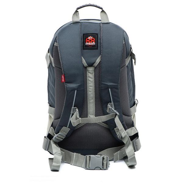 Рюкзак NovaTour Слалом 40 V2 (серый/черный)Рюкзаки<br>Рюкзак NovaTour Слалом 40 V2 13523-462-00 с двумя вместительными отделениями для ежедневного  использования.<br>
