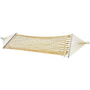 Гамак GreenWay 105-FRH сетка с деревян.креплениемГамаки<br>Изготавливается из хлопка. Деревянное крепление повышает степень комфорта.<br>