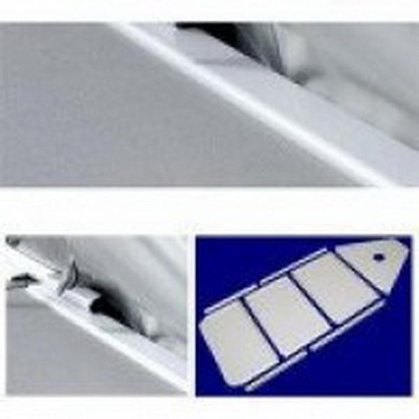 Пол Сборный Nissamaran Алюминиевый С Комплектом Стрингеров. (420) (27698)Аксессуары для надувных лодок<br>Очень прочный пайол, выполненный из алюминия. Является прекрасным образцом качества представленной фирмы.<br>