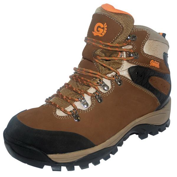 Ботинки NovaTour трекинговые Гризли 43, Темно-коричневый (79609)Ботинки<br>Надежные прочные ботинки для трекинга из натуральной кожи.<br>