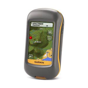 Портативный GPS навигатор Garmin Dakota 10Туристические GPS навигаторы<br>В модели Dakota 10 сочетается удобство сенсорного экрана и навигация. Этот прочный, доступный и компактный прибор включает в себя сенсорный экран, высокочувствительный GPS-приемник с технологией HotFix (прогнозирование расположения спутников) и базовую ка...<br>