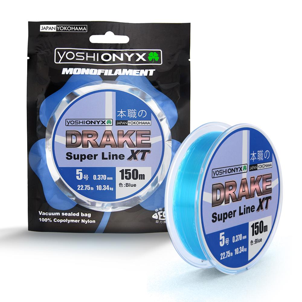 Леска Yoshi Onyx Drake Superline XT 150M Blue
