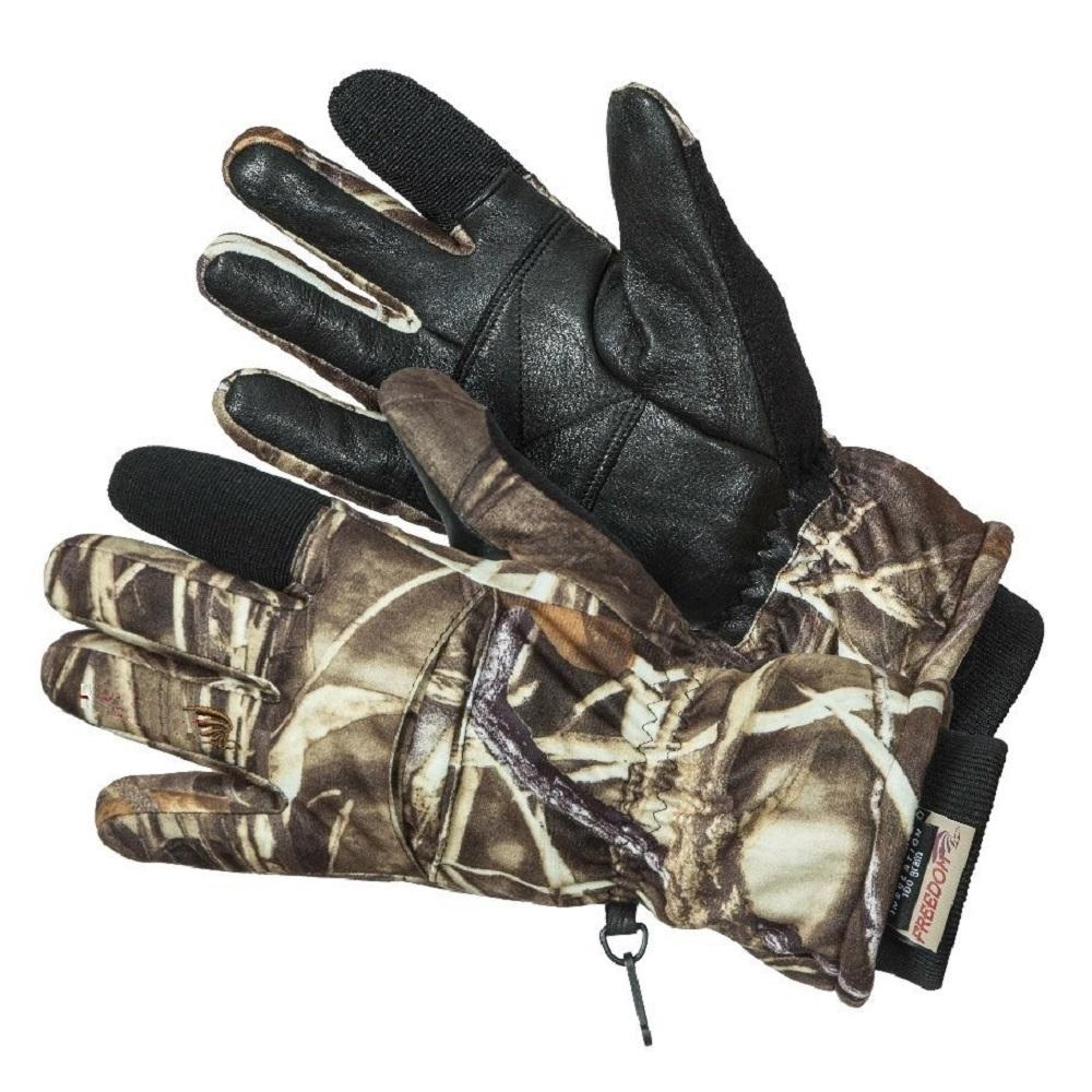 Перчатки Elementa &amp;amp;quot;Hunter&amp;amp;quot; &amp;amp;quot;Freedom&amp;amp;quot; разм. 10 CL-603-10Варежки/Перчатки<br>Перчатки охотника из оленьей кожи с усилением на ладони,  камуфляжная ткань  на перчатке, флисовая подкладка и водонепроницаемая мембрана Water Proof.<br>