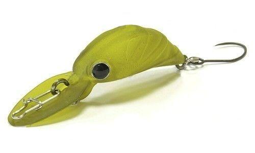 Lucky Craft LC Micro Air Blow F Sencha (87059)Воблеры<br>Air Blow - очередная форелевая серия от Lucky Craft в сегменте ультра-легких приманок - новинка 2013 года. Они обладают инновационным дизайном с корпусом в форме банана, что обеспечивает размашистую игру даже при медленной проводке.<br>