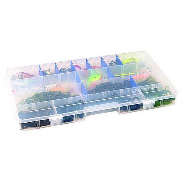Коробка Flambeau Flambeau 6004R3 отдКоробки<br>Рыболовная коробка Flambeau 6004R выполнена из высококачественного прозрачного пластика. Она очень удобна и предназначена для хранения и транспортировки рыболовных приманок и принадлежностей.<br>