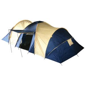 Палатка GreenWay 8 местная Barbara 123B-8FRTПалатки<br>Палатка GreenWay 8 местная Barbara 123B-8FRT<br>