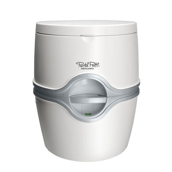 Биотуалет Thetford Porta Potti Excellence White 92301Биотуалеты<br>Биотуалет Porta Potti Excellence отличается от других переносных туалетов не только уникальным дизайном, но и своей новой формой и высотой посадки.<br>