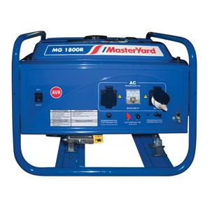 Генератор MasterYard MG 1800RБензиновые генераторы<br>Генератор MasterYard MG 1800R<br>