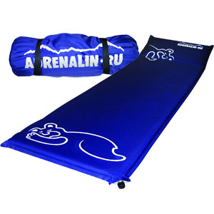 Самонадувающийся коврик Adrenalin Easy Bed
