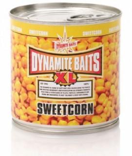 Насадка Dynamite Baits 340 гр XL Sweetcorn XL840Насадки<br>Это кукуруза была разработана и отобрана специально для рыбалки<br>Достаточно жесткая чтобы оставаться на крючке и достаточно мягкая чтобы рыба могла ее взять<br>