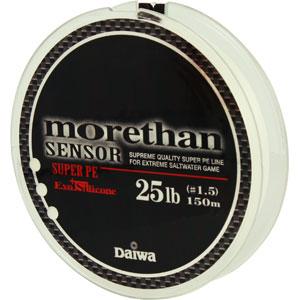 Леска Daiwa Morethan Sensor + Si #1.5-150 (18285)Плетеные шнуры<br><br>