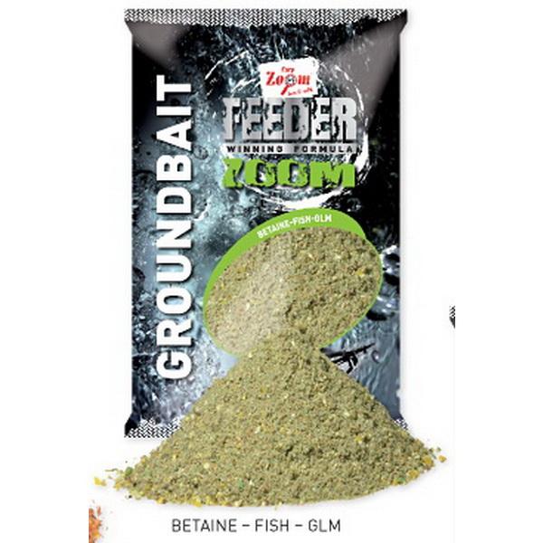 Прикормка Carp Zoom Feeder Zoom Groundbait, 1kg, betaine-fish-GLM CZ8884Прикормки<br>Инновационная прикормочная смесь. Для ее производства использована уникальная рецептура и натуральные элементы.<br>