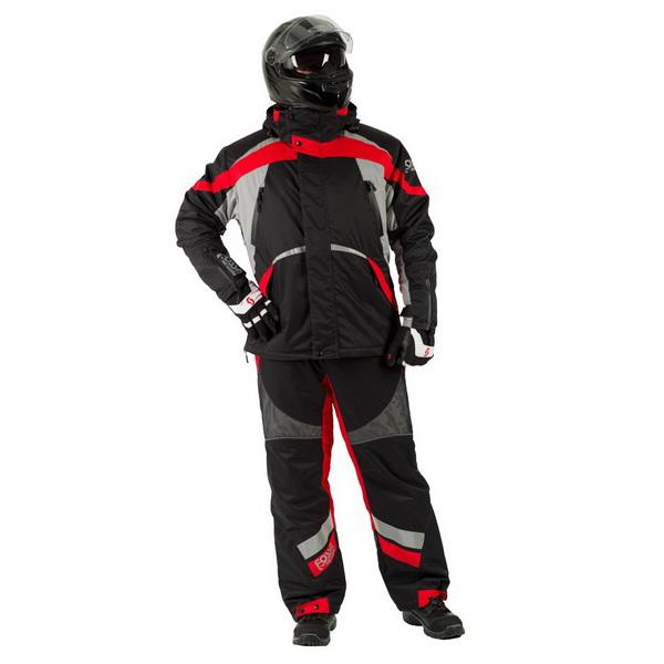 Костюм Fossa Atom 44-46/170 ( М ) Fкос0005Одежда<br>Зимний костюм, облегченного типа. Внешний слой – нейлоновое покрытие, которое оказывает хорошую сопротивляемость воде и загрязнениям.<br>